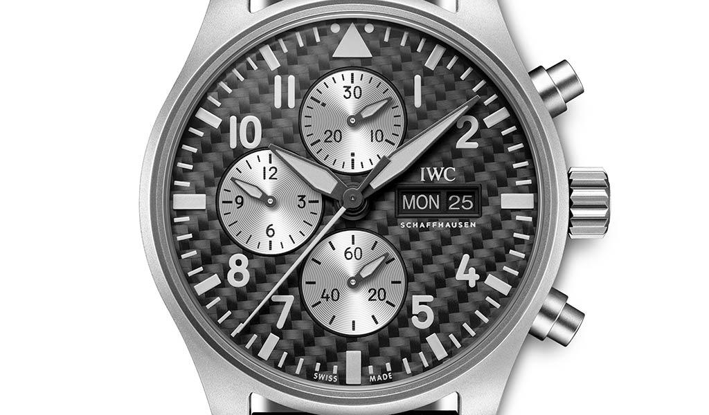 Швейцарский хронограф Pilot's Watch Chronograph Edition «AMG»