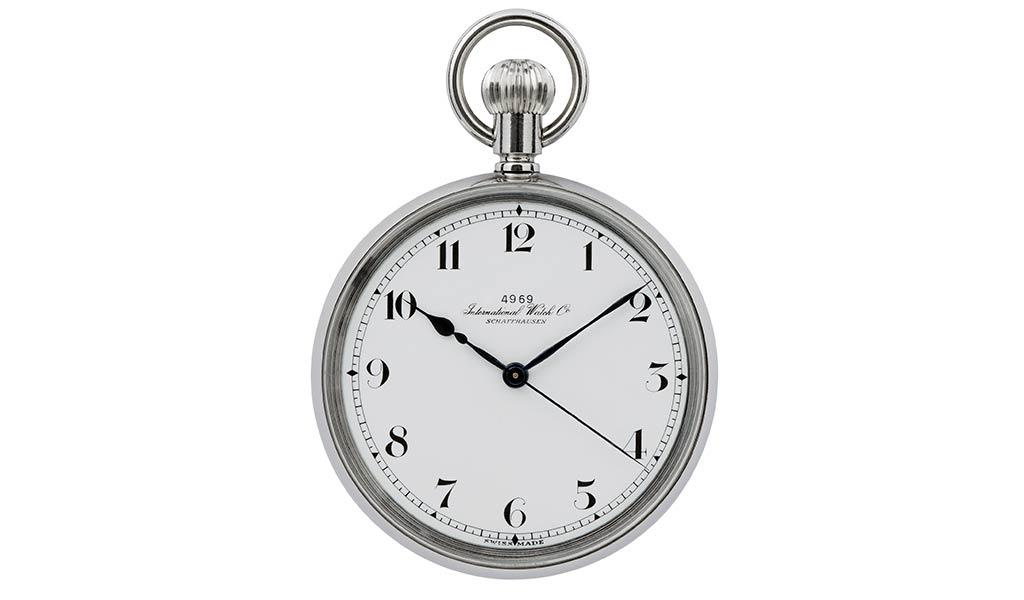 Карманные часы IWC