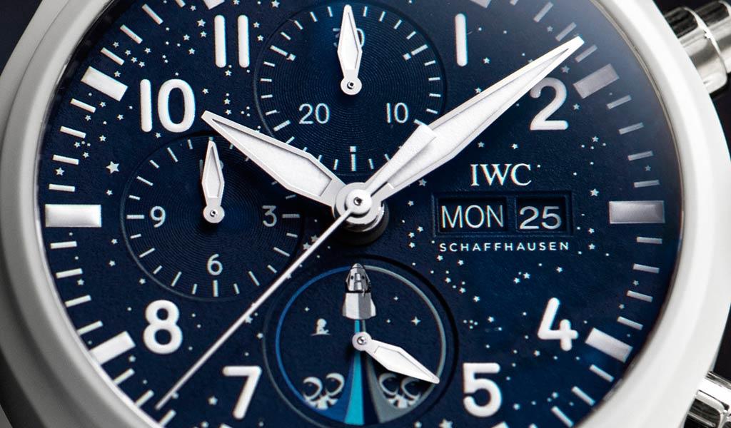 Новый хронограф IWC Schaffhausen