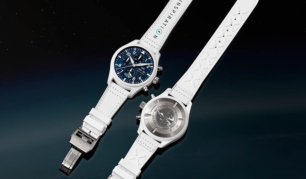 Новые швейцарские часы IWC Schaffhausen