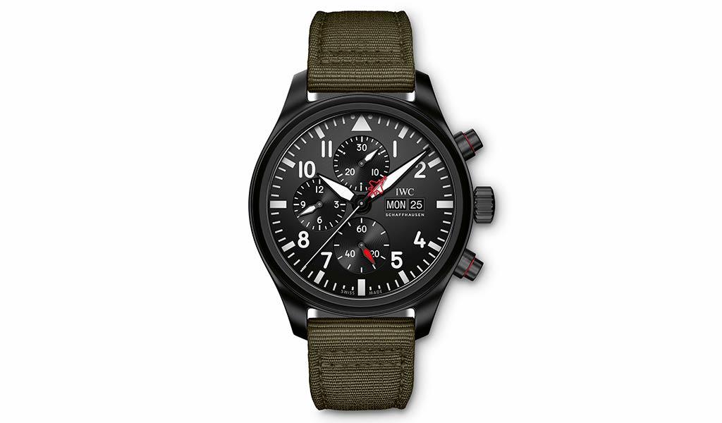 Новые наручные часы IWC Schaffhausen