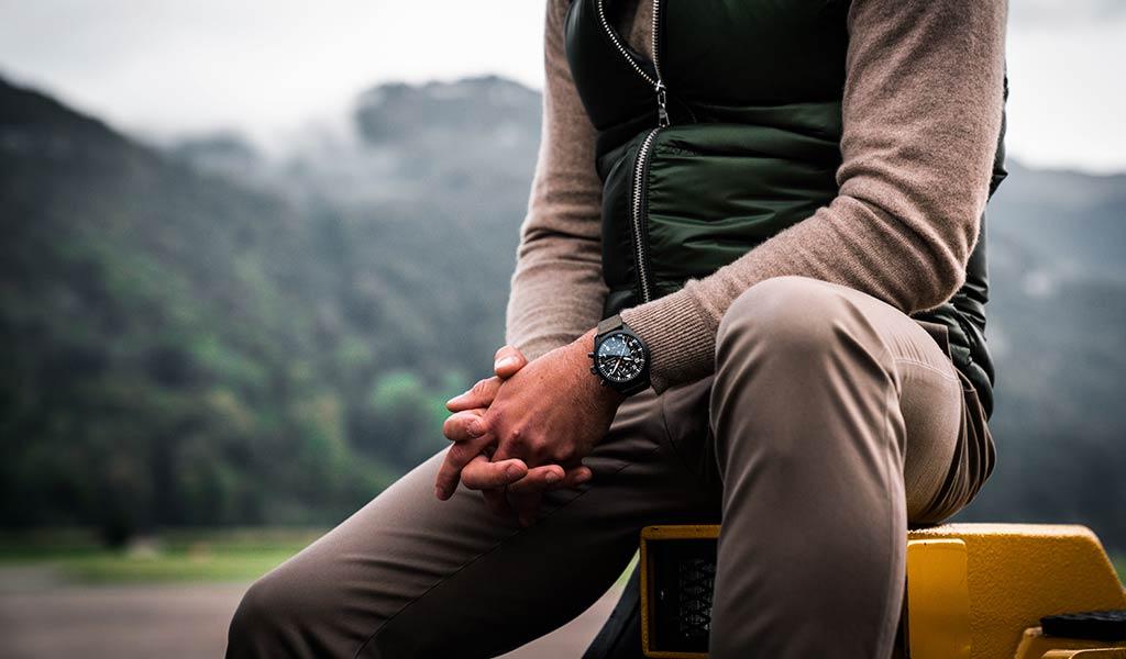 Наручные часы Pilot's Watch Chronograph TOP GUN Edition «SFTI»