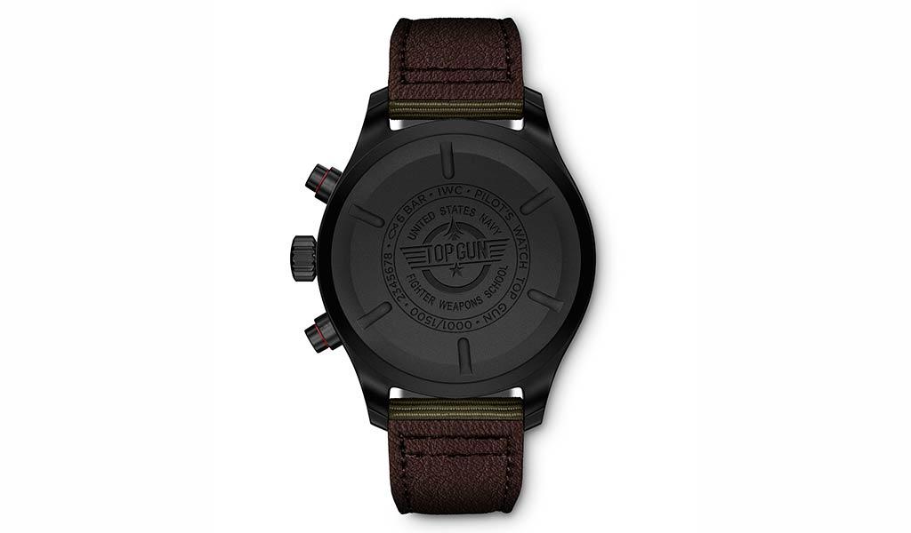 Новые часы Pilot's Watch Chronograph TOP GUN Edition «SFTI»