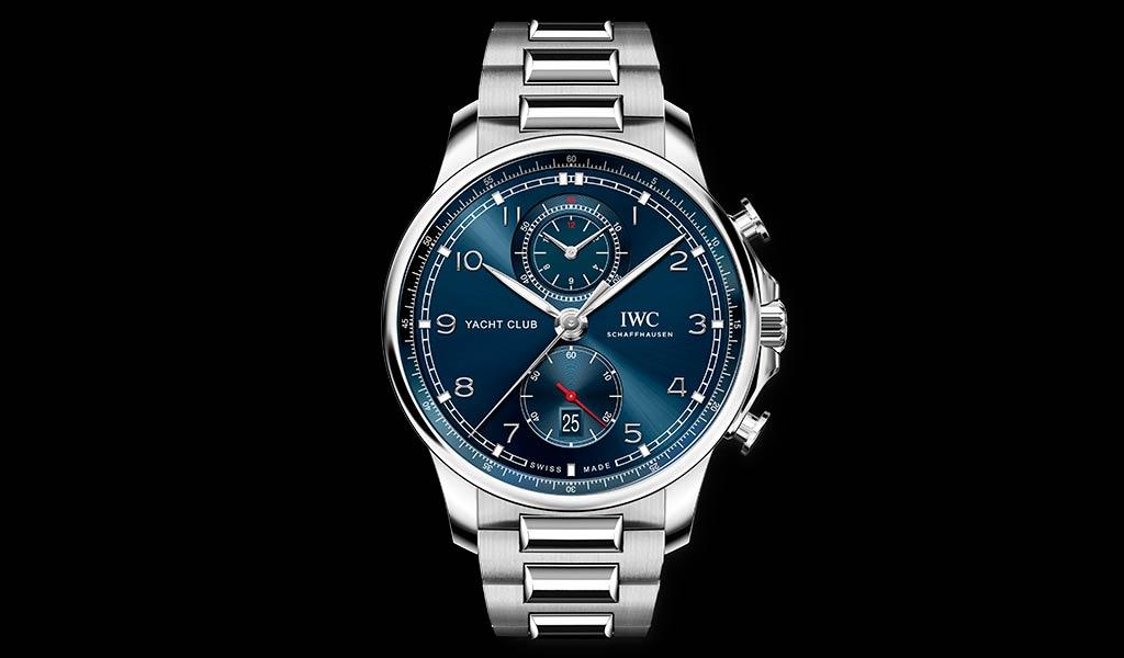 Наручные часы хронограф IWC