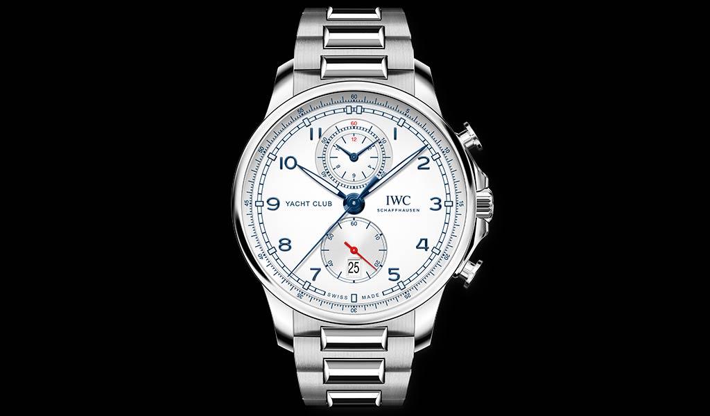 Новые часы IWC