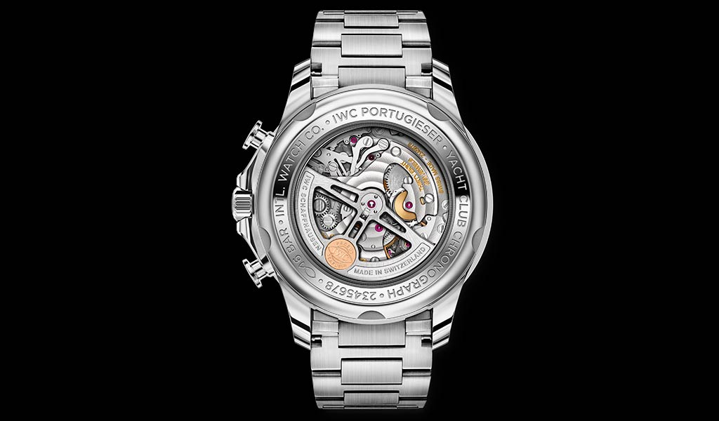 Часы хронограф IWC