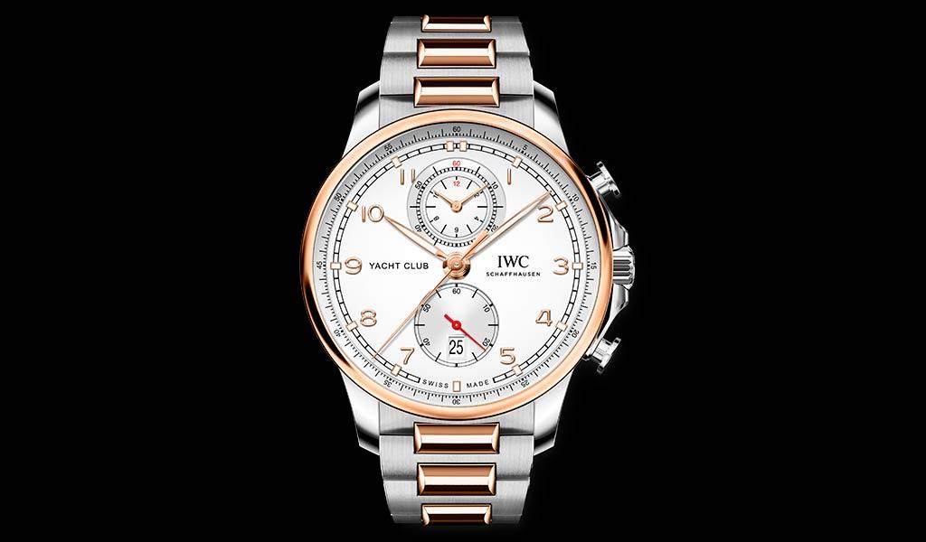 Новые наручные часы бренда IWC