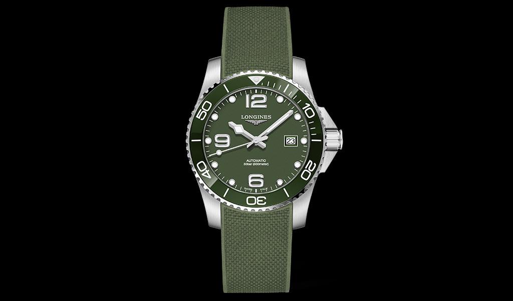 Часы Longines HydroConquest