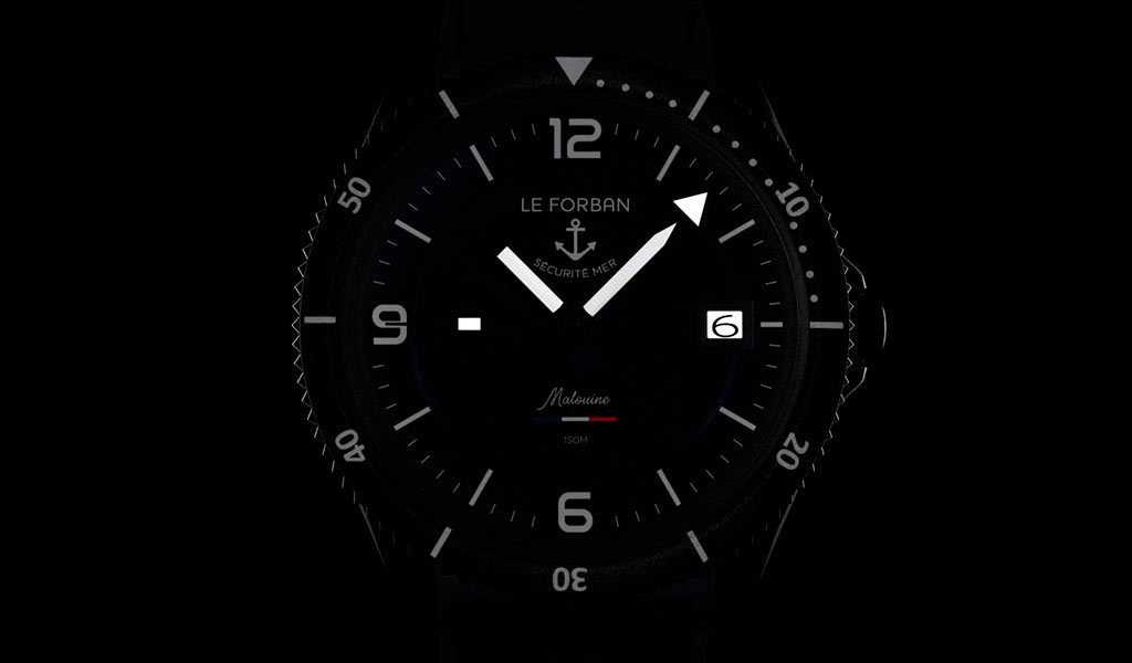 Французские часы Malouine