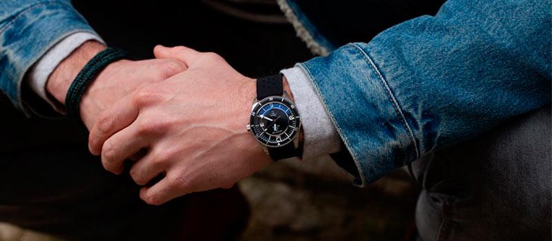 Французские часы Le Forban Securite Mer Malouine