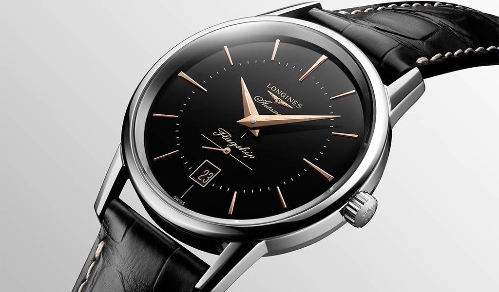Новые часы Flagship Heritage