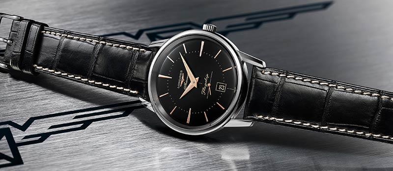 Элегантность вне времени: новая модель Flagship Heritage в черном цвете