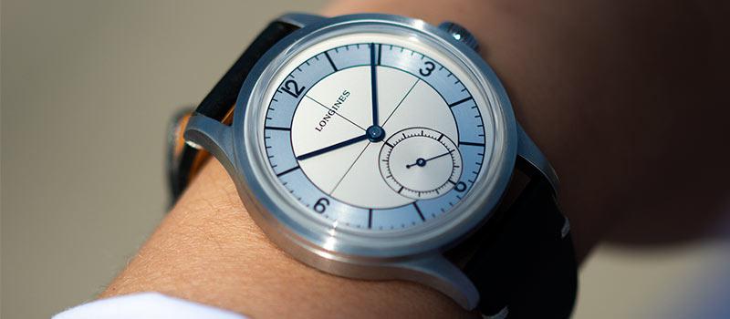 Новая модель часов The Longines Heritage Classic