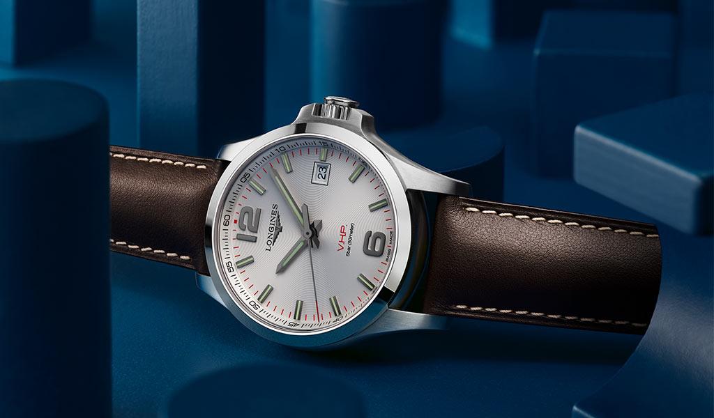 Наручные часы Longines Conquest V.H.P.