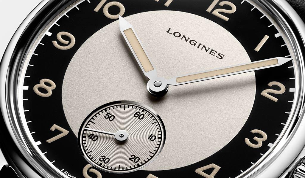 Часы The Longines Heritage Classic