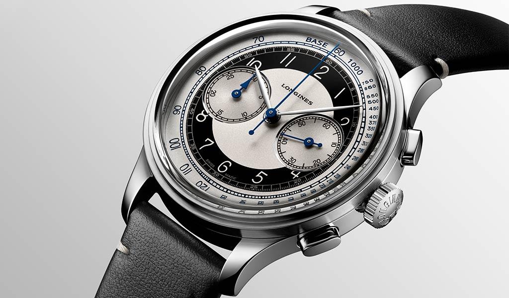 Наручные часы The Longines Heritage Classic