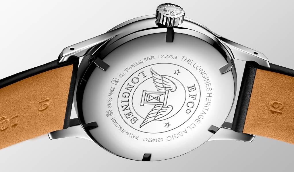 Часы наручные The Longines Heritage Classic