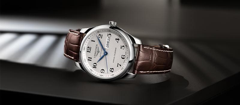 Наручные часы The Longines Master Collection с годовым календарем