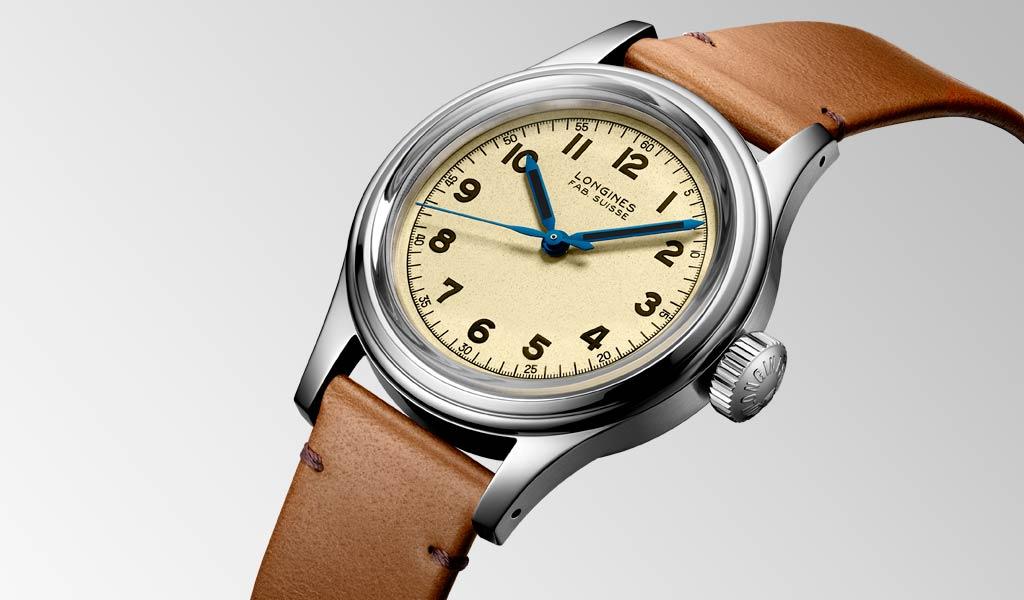 Новые наручные часы Longines Heritage Military Marine Nationale