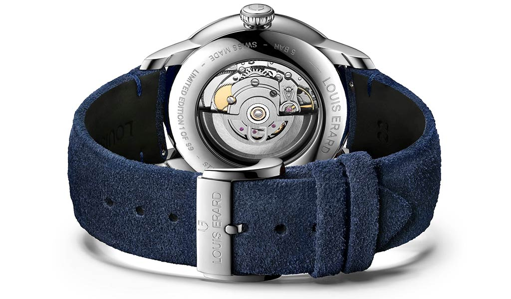Новые швейцарские часы Excellence Regulateur