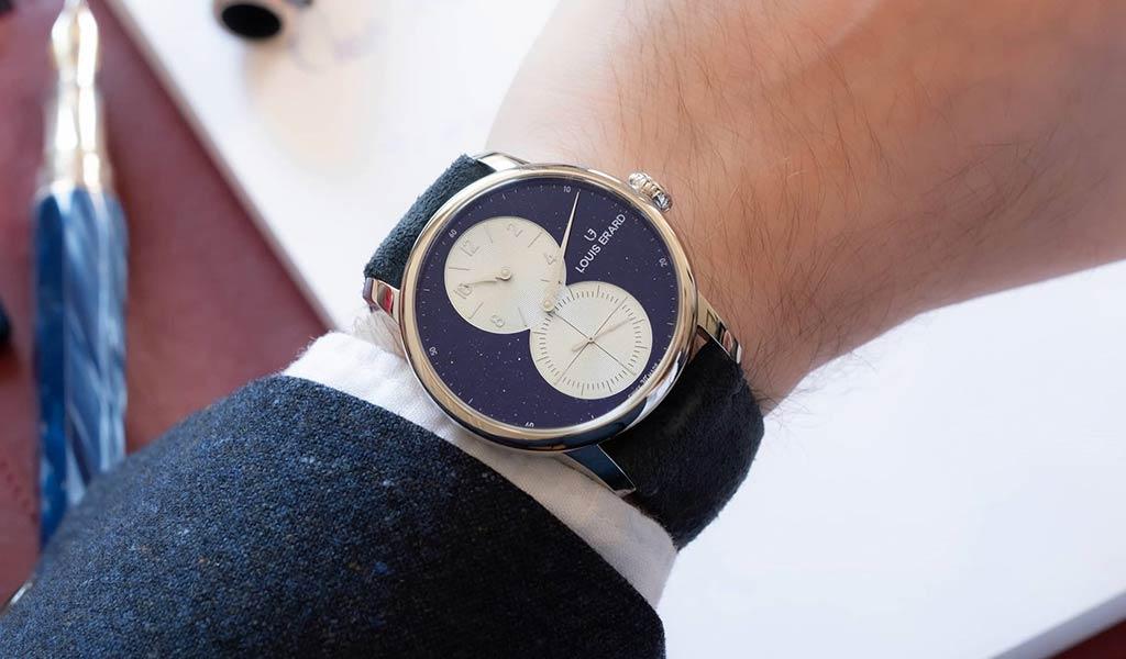 Швейцарские механические часы Excellence Regulateur