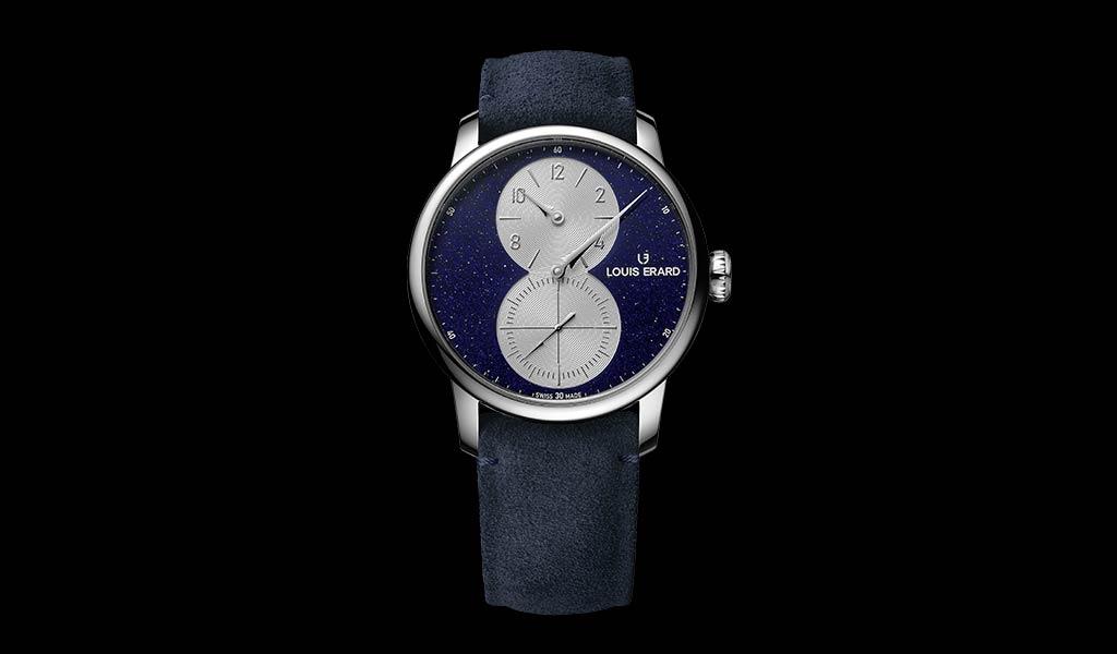 Швейцарские часы Excellence Regulateur Aventurine