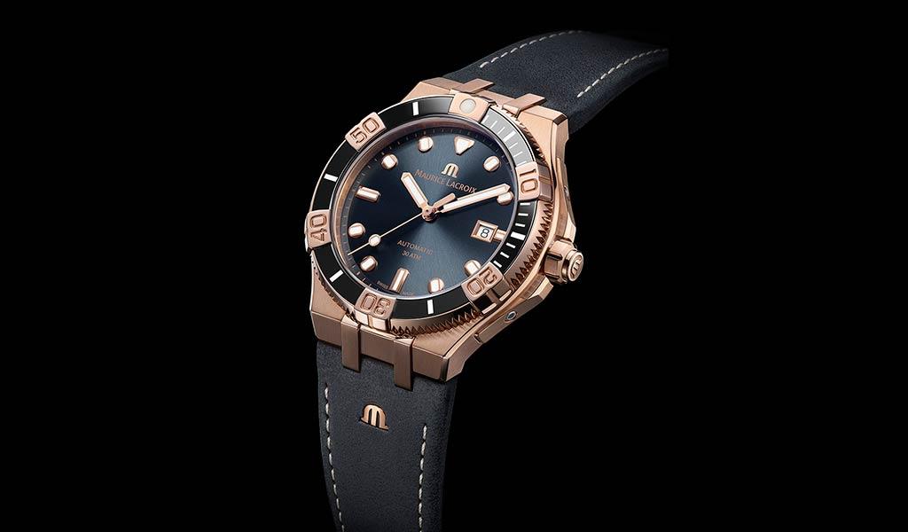 Новые часы AIKON Venturer Bronze 43 мм