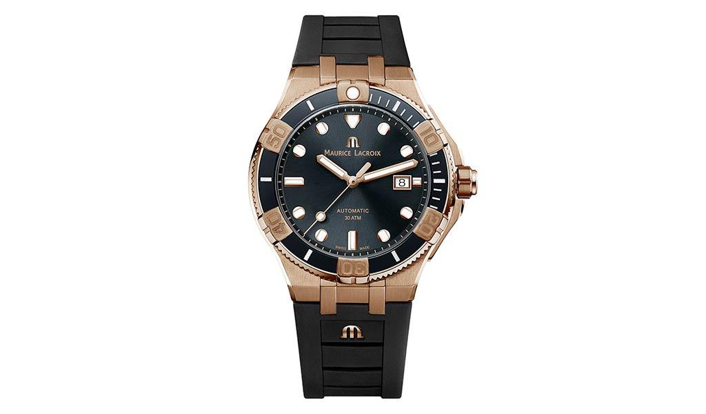 Новые часы из бронзы AIKON Venturer Bronze 43 мм