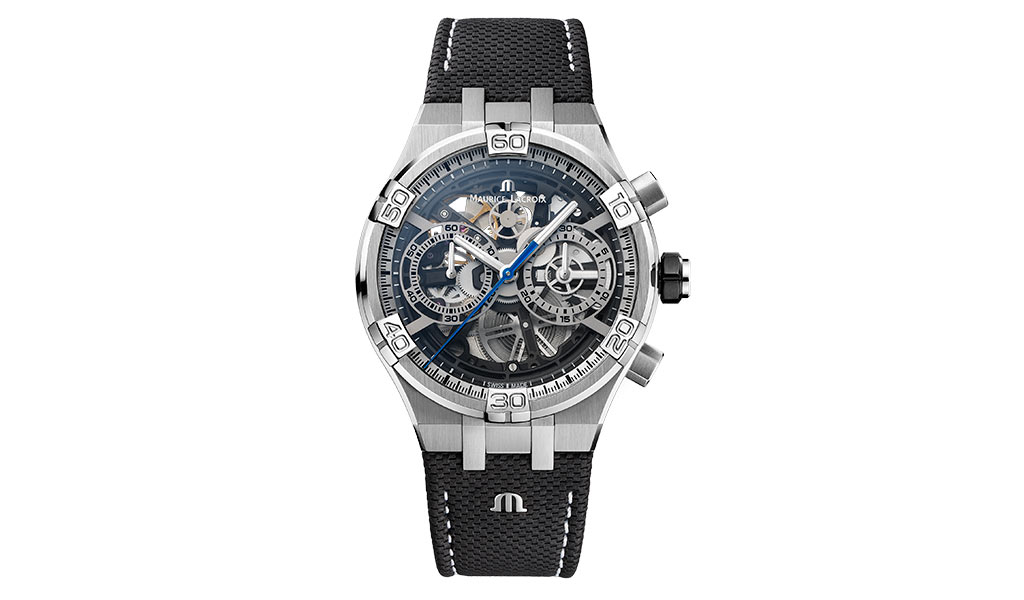 Наручные часы AIKON Chronograph Skeleton