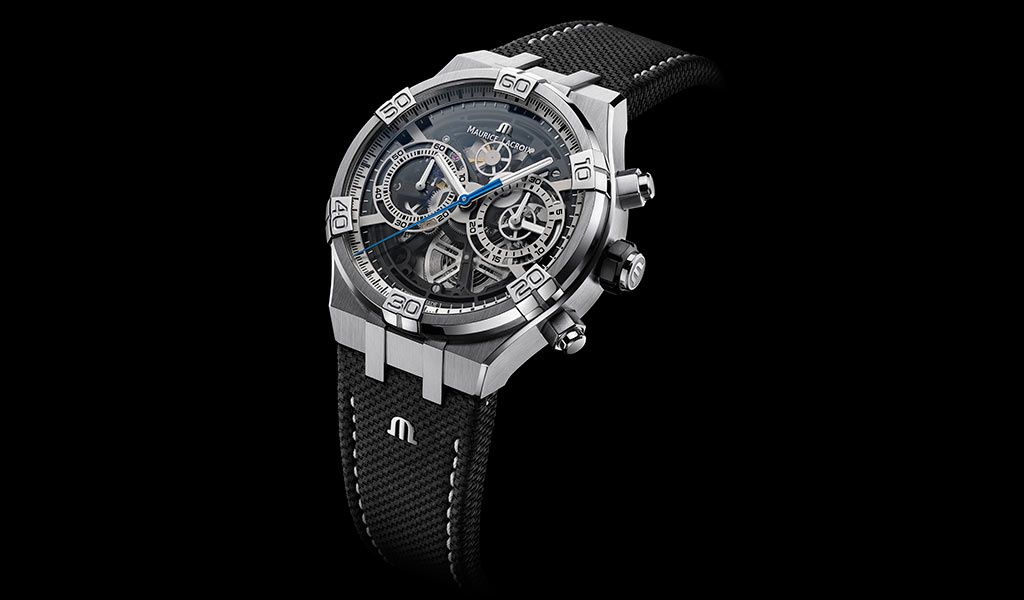Хронограф AIKON Chronograph Skeleton