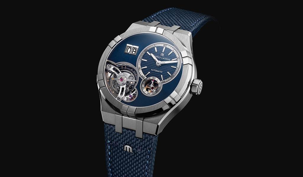 Новые часы AIKON Master Grand Date