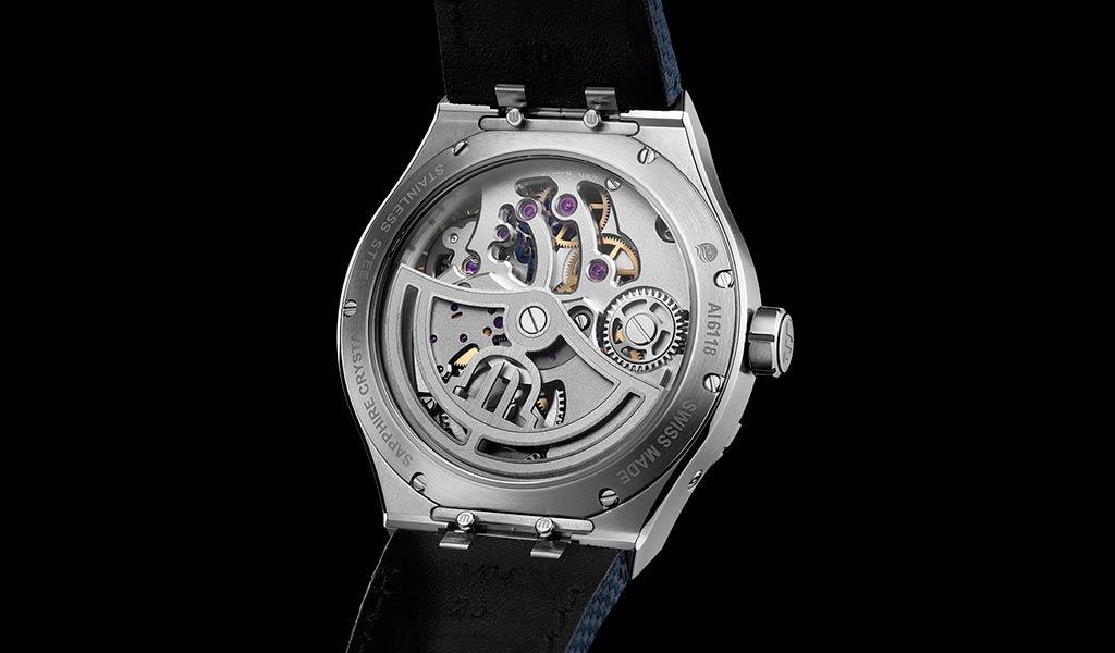 Швейцарские часы AIKON Master Grand Date