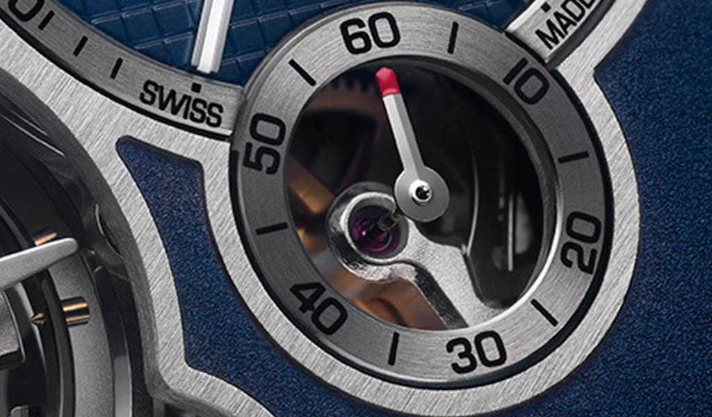 Швейцарские механические часы AIKON Master Grand Date