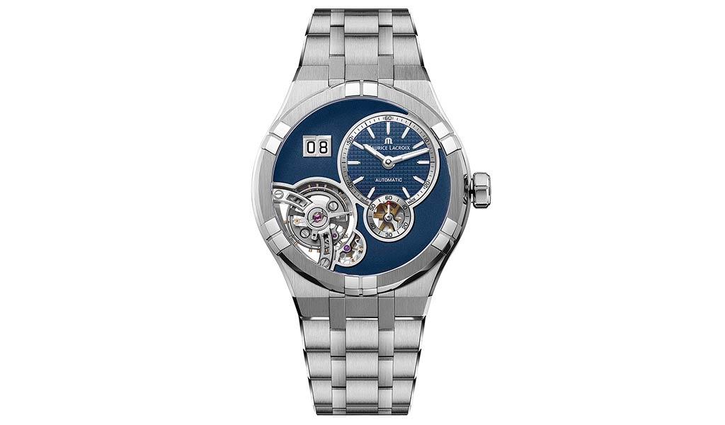 Швейцарские механические часы Maurice Lacroix