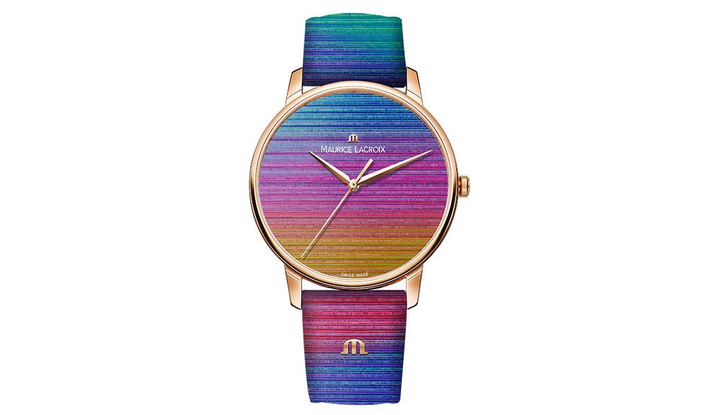 Часы Maurice Lacroix Eliros Rainbow