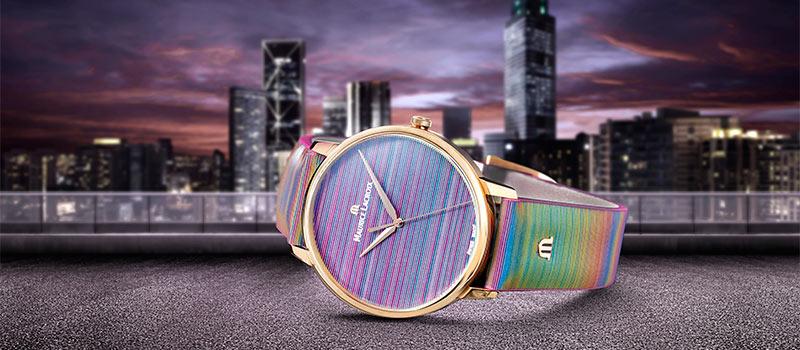 Наручные часы Eliros: да будет цвет!