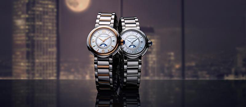 Часы Fiaba Moonphase – воплощение женственности и стиля