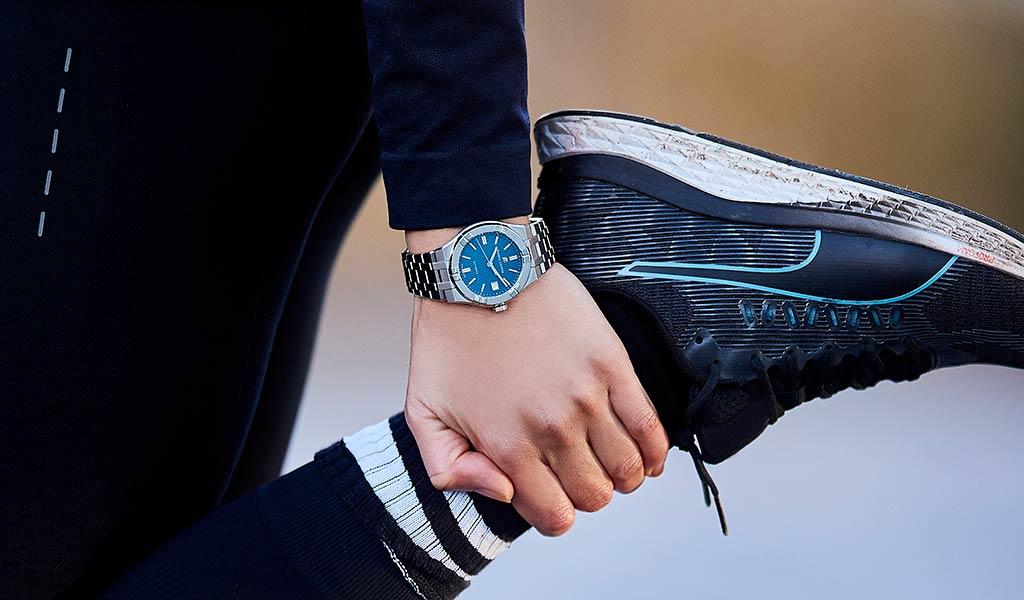 Новые часы Maurice Lacroix