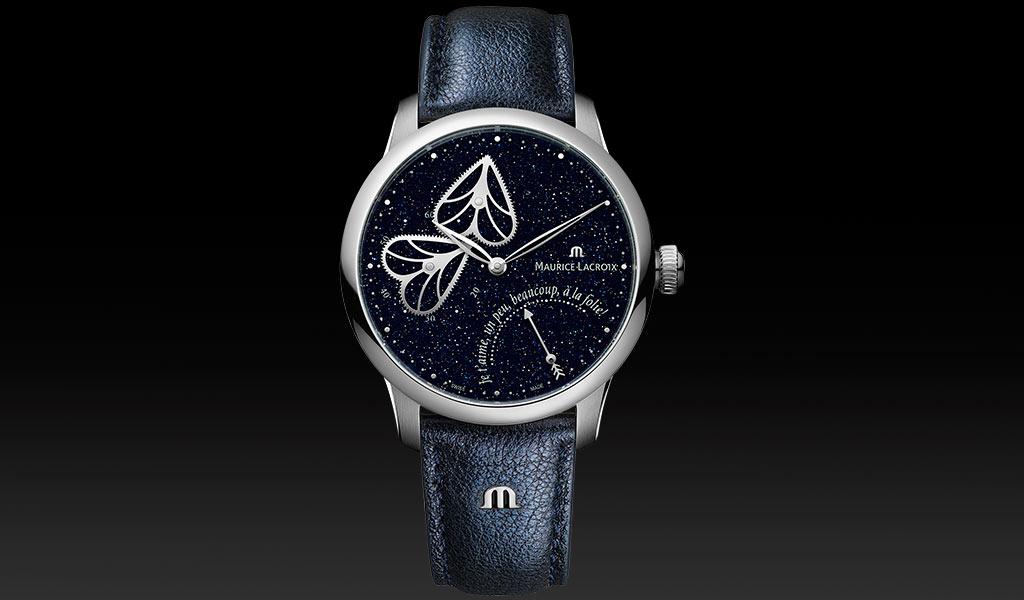 Наручные часы Masterpiece Embrace