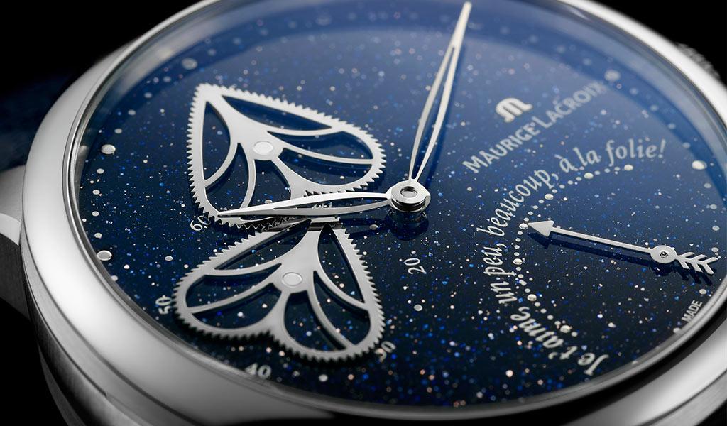Механические часы Masterpiece Embrace
