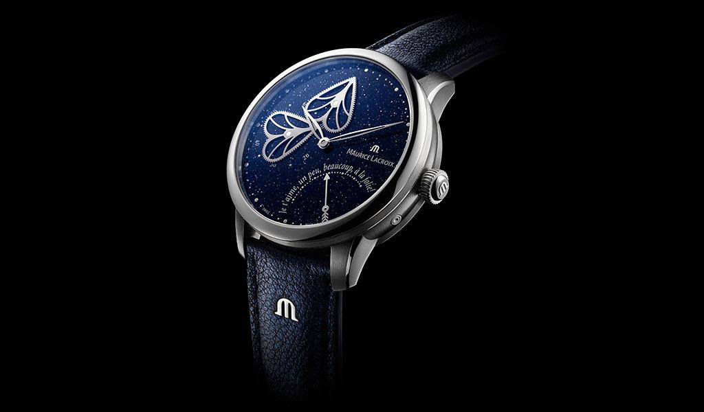 Механические наручные часы Masterpiece Embrace