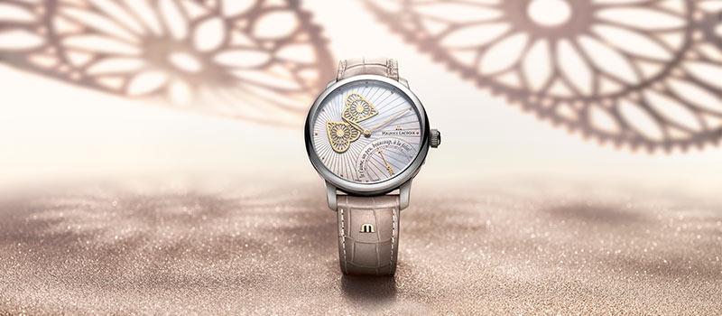 Наручные часы Masterpiece Embrace от Maurice Lacroix