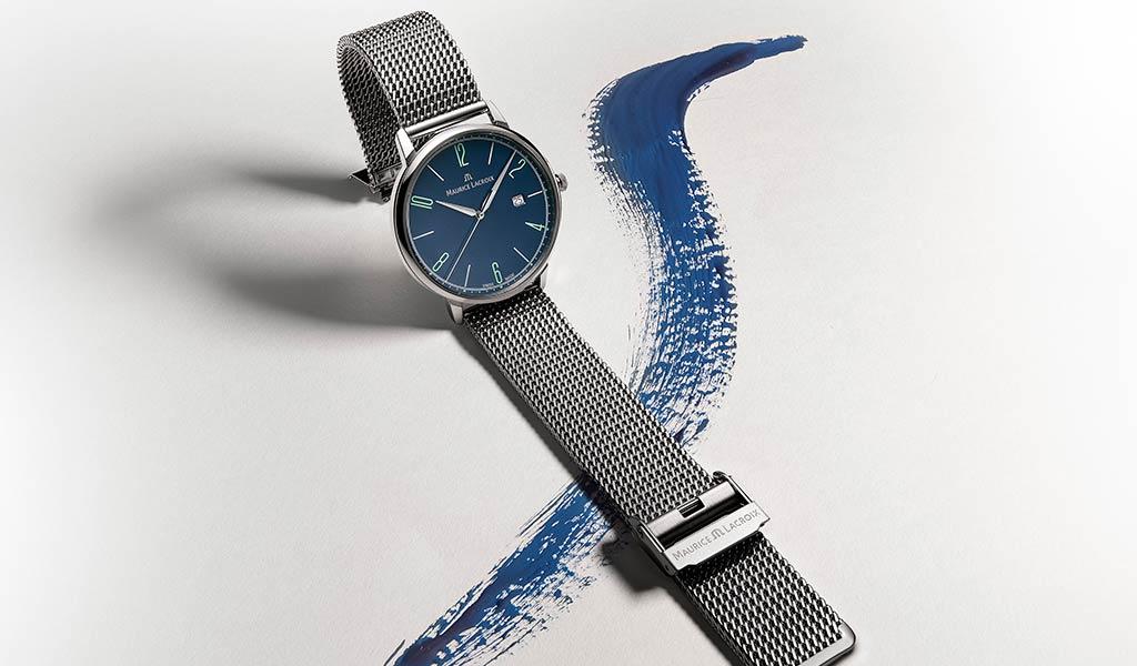 Новые часы Eliros Date 25th