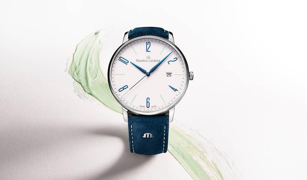 Новые наручные часы Eliros Date 25th