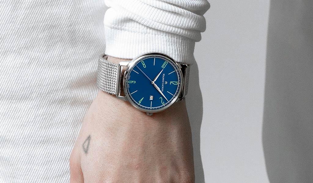 Новые часы Eliros Date 25th кварц