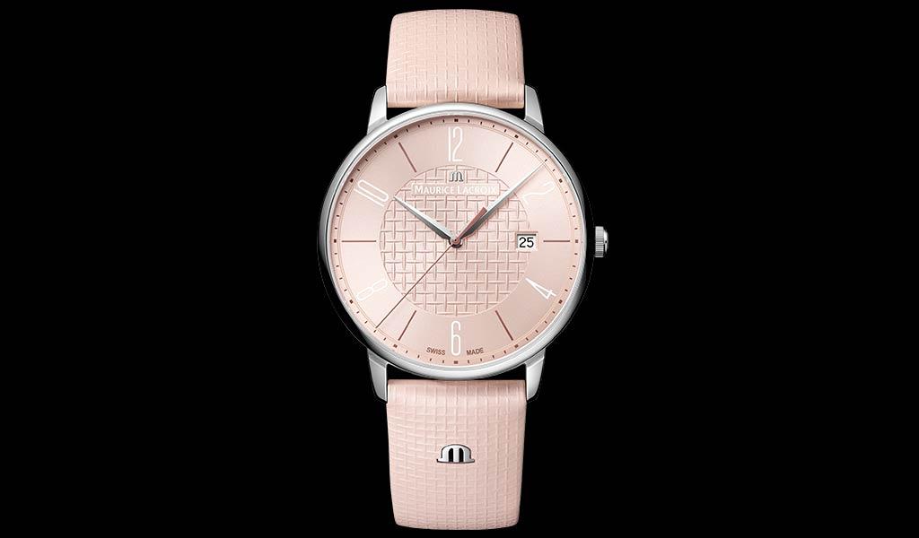 Новые наручные часы Eliros x Adeline Ziliox