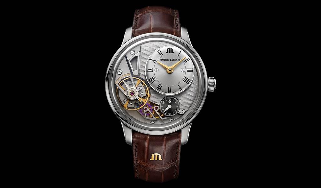 Наручные часы Masterpiece Gravity