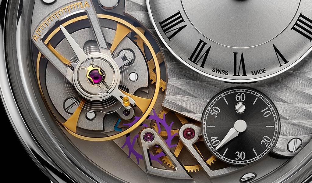Механические часы Maurice Lacroix