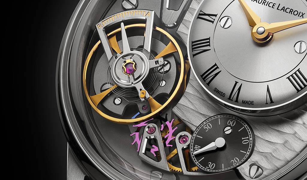 Механические наручные часы Maurice Lacroix