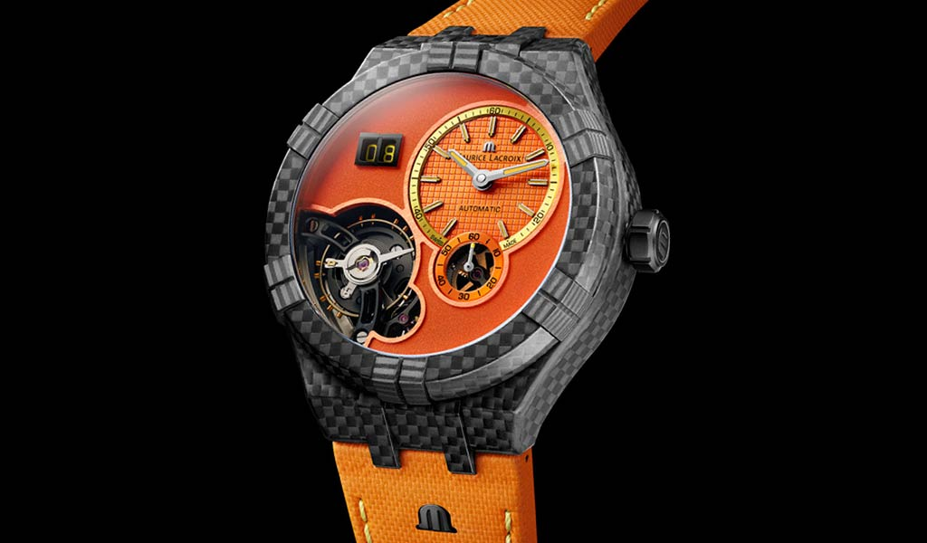 Швейцарские часы AIKON Master Grand Date Only Watch 2021